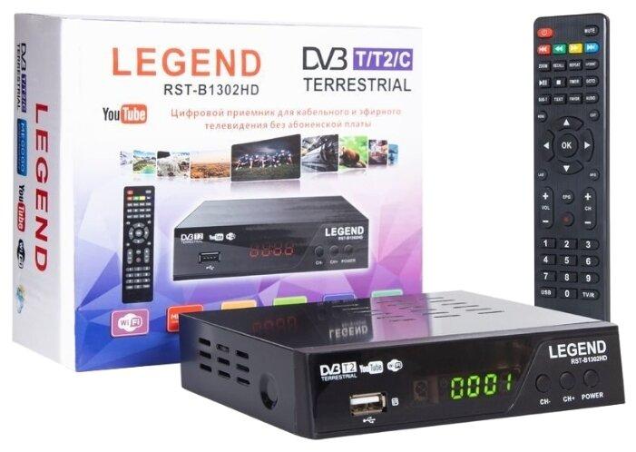 AV-ресивер Denn DVB-T2 DDT300