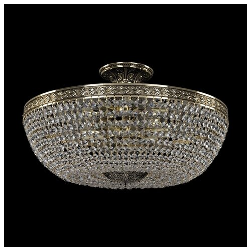 Фото - Люстра Bohemia Ivele Crystal 19051/45IV GB, E14, 240 Вт bohemia ivele crystal 1903 19031 45iv gb