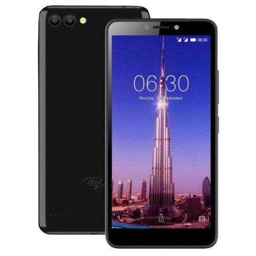 Смартфон Itel P13 Plus черный смартфон