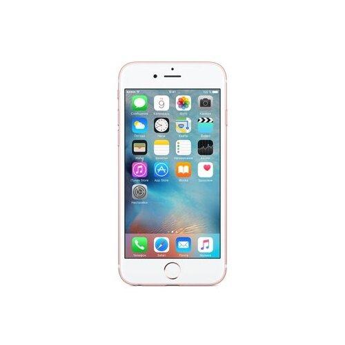 Смартфон Apple iPhone 6S 128GB розовое золото (MKQW2RU/A) фото
