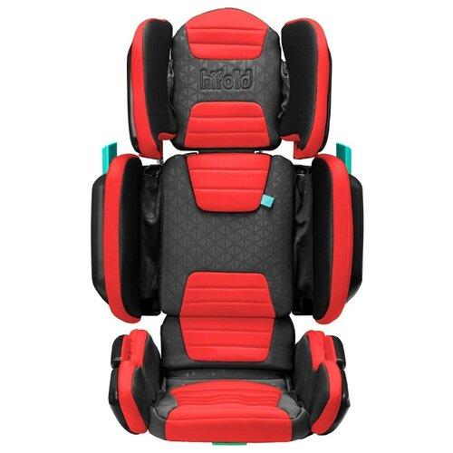 Автокресло группа 2/3 (15-36 кг) Mifold Hifold, red автокресло группа 1 2 3 9 36 кг little car ally с перфорацией черный