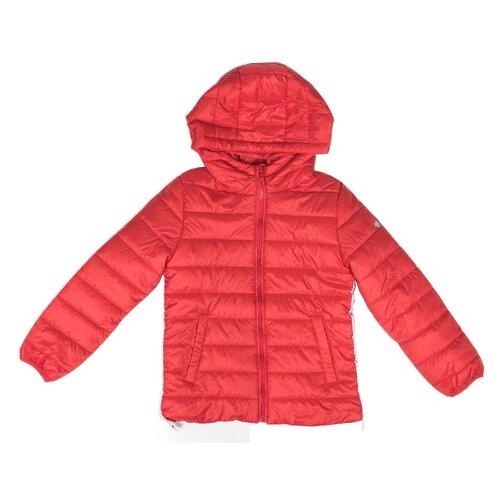 Купить Куртка Button Blue 120BBGC4102 размер 158, красный, Куртки и пуховики