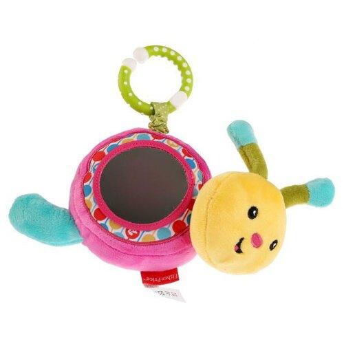 цена Подвесная игрушка Fisher-Price Улитка (GH62735) зеленый/розовый онлайн в 2017 году