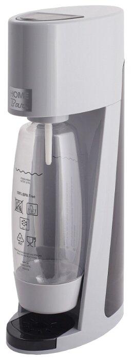 Сифон для газирования воды + баллоны Home Bar Elixir Turbo NG