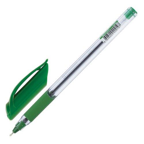 BRAUBERG Ручка шариковая Extra Glide GT, 0.7 мм (OBP137/OBP138/OBP139/OBP103), зеленый цвет чернил ручка гелевая brauberg jet синий