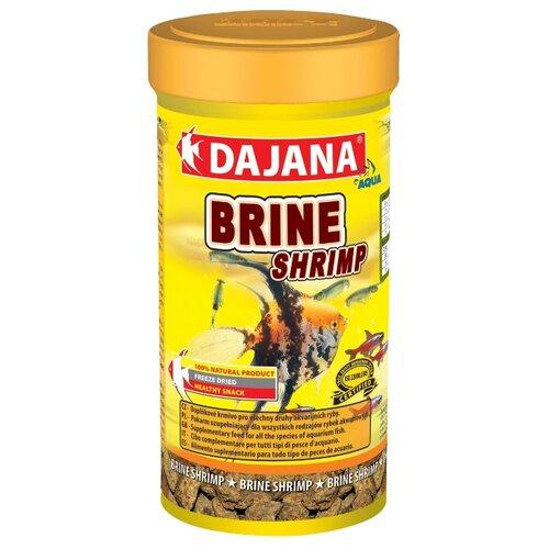 Сухой корм Dajana Pet Brine Shrimp для рыб 100 мл 10 г