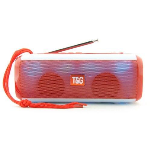 цена на Портативная акустика T&G TG144 красный