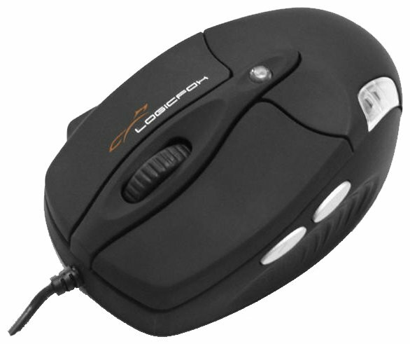 Мышь LOGICFOX LF-GME 032 Black USB