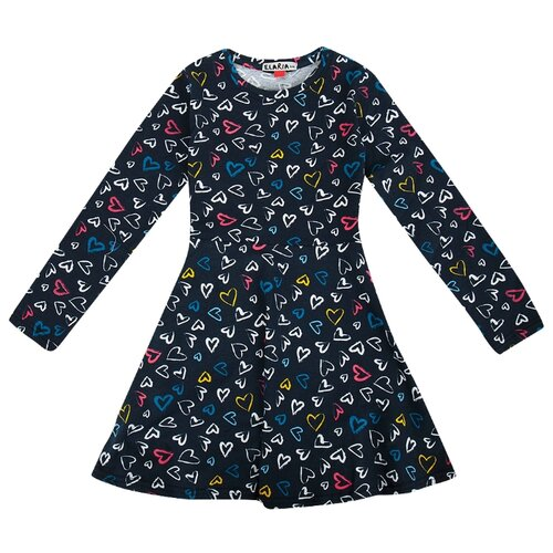 Платье Elaria размер 104, синийПлатья и сарафаны<br>