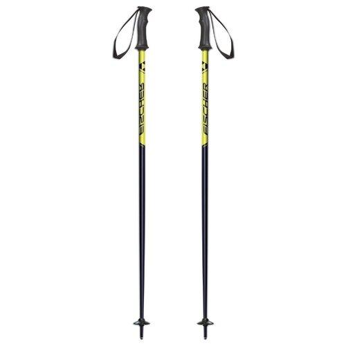 Палки для горных лыж Fischer RC4 PRO JR 2018-2019 75 black