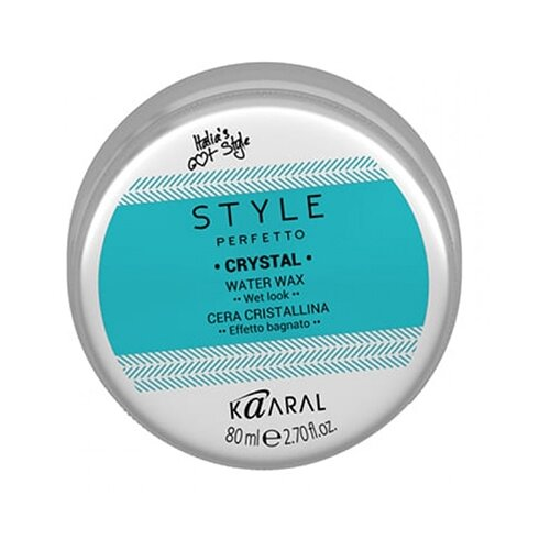 Kaaral Воск Style Perfetto Crystal, 80 мл