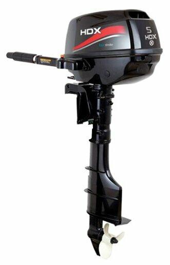 Лодочный мотор HDX F 5 BMS (31493)