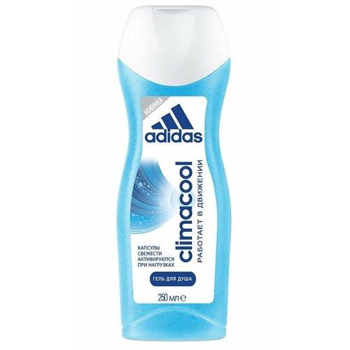 Гель для душа Adidas Climacool для женщин, 250 мл adidas b27261 mens climacool boat lace
