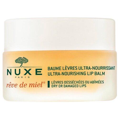 Nuxe Бальзам для губ Reve de Miel nuxe prodigieux huile de douche