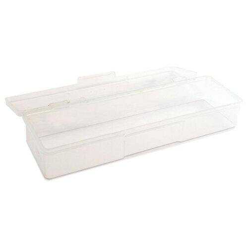TNL Professional Пластиковый контейнер прямоугольный прозрачный