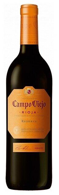 Вино Campo Viejo Reserva, 0.75 л