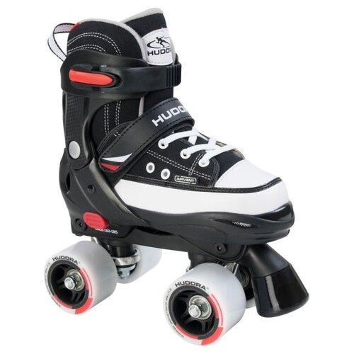 Раздвижные роликовые коньки HUDORA Roller Skate р. 32 – 35