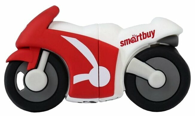 Флешка SmartBuy Wild series Motobike