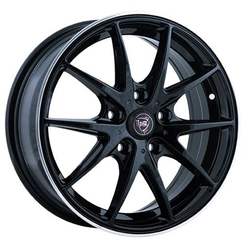 Фото - Колесный диск NZ Wheels F-34 6.5x16/4x100 D60.1 ET36 BKPL колесный диск replica b195