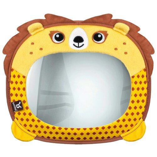 Купить Benbat Зеркало Travel Friends Lion BM707 лев, Аксессуары для колясок и автокресел