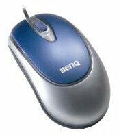 Мышь BenQ M107 Blue USB+PS/2