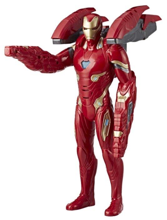 Фигурка Hasbro Мстители. Война бесконечности. Железный человек E0560