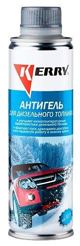 KERRY Антигель для дизельного топлива концентрат на 80л «SuperФормула для русской зимы» KR-352