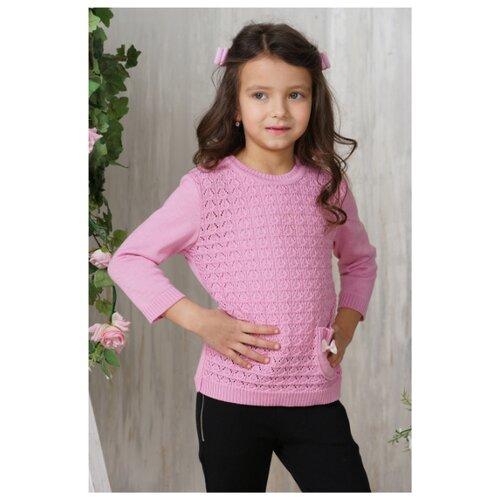Джемпер Веснушки размер 98, розовыйСвитеры и кардиганы<br>