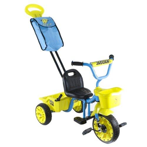 Трехколесный велосипед JAGUAR MS-0569 NEW голубой