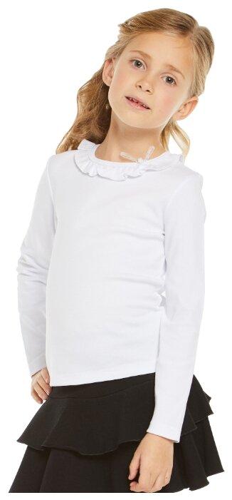Блузка Снег размер 140-146, белый
