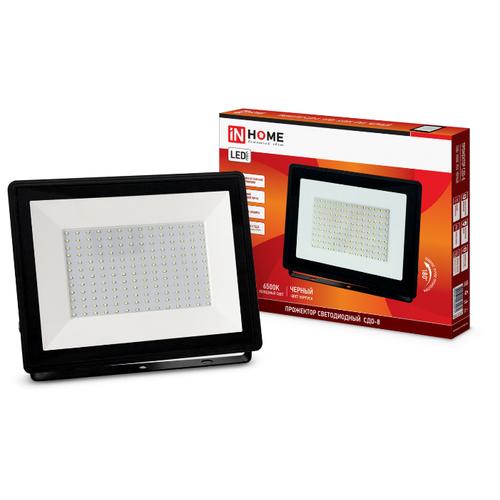 Прожектор светодиодный 150 Вт In Home СДО-8 1 (6500К 13500Лм IP65)