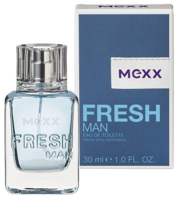 Туалетная вода MEXX Fresh Man