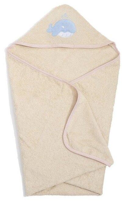 Guten Morgen полотенце Кит банное 60х120 см бежевый