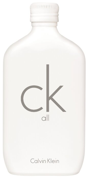 Туалетная вода CALVIN KLEIN CK All — купить по выгодной цене на Яндекс.Маркете