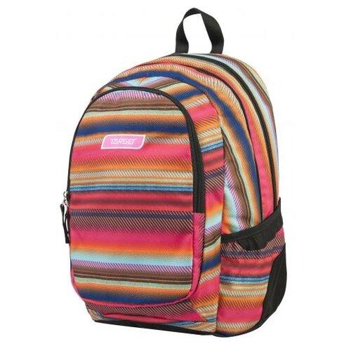 Купить Target рюкзак 3 Zip Classic Allover, pink, Рюкзаки, ранцы