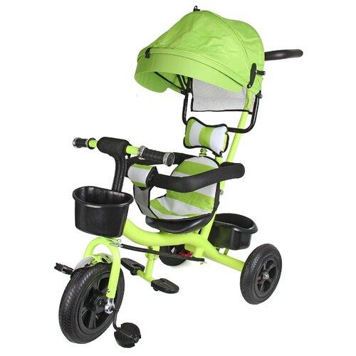 Трехколесный велосипед Veld Co 75080 зеленый