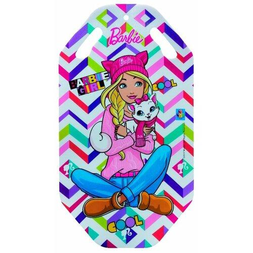 цена на Ледянка 1 TOY Barbie (Т10615) белый/розовый/голубой