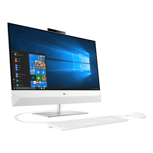 Моноблок HP Pavilion 27-xa0010ur (4XE79EA) Intel Core i5-8400T/8 ГБ/1000 ГБ/Intel UHD Graphics 630/27