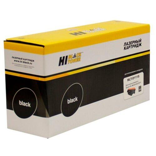 Фото - Картридж Hi-Black HB-MLT-D111S, совместимый картридж hi black hb cf331a