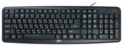 Клавиатура CBR KB 107 Black USB