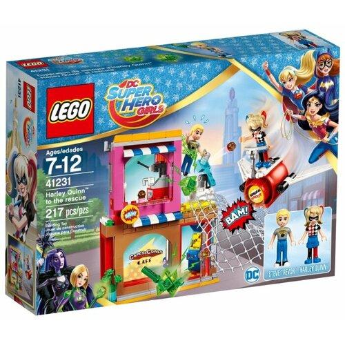 Конструктор LEGO DC Super Hero Girls 41231 Харли Квинн спешит на помощь