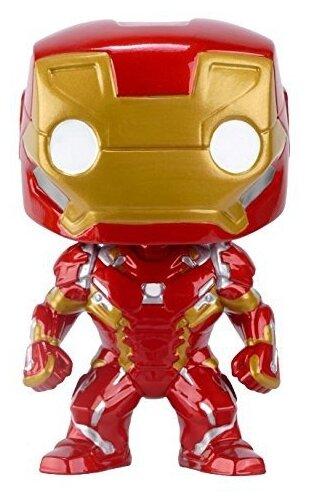 Фигурка Funko POP! Первый мститель: Противостояние - Железный человек 7224