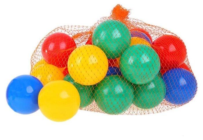 Шарики для сухих бассейнов Green Plast 30 шт.