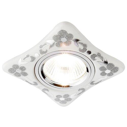 Встраиваемый светильник Ambrella light D2065 W/CH встраиваемый светильник ambrella light d4180 big ch w
