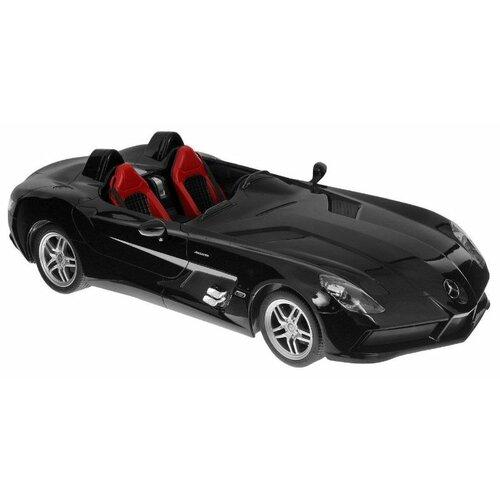 цена на Легковой автомобиль Rastar Mercedes-Benz SLR (42400) 1:12 36 см черный