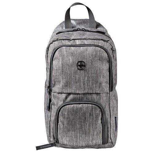 Рюкзак WENGER Urban Contemporary Console 8 темно-серый