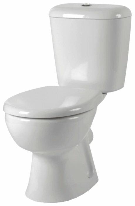 Унитаз Керамин Гранд (с бачком и мягким сиденьем)