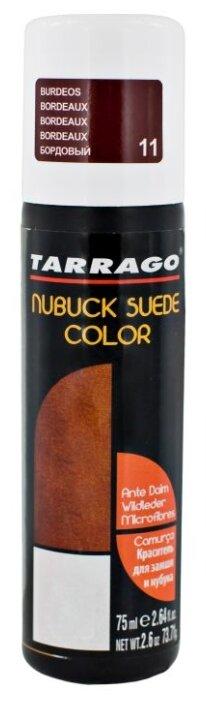 Tarrago Краситель Nubuck Suede Color 011 bordeaux — купить по выгодной цене на Яндекс.Маркете