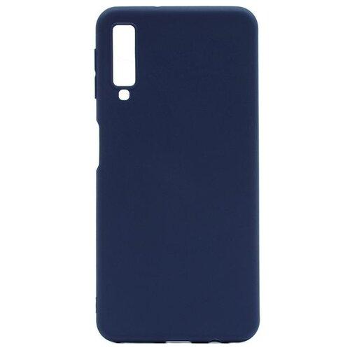 Чехол Gosso 197555W для Samsung Galaxy A7 (2018) синий