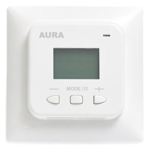 aura Терморегулятор AURA LTC 530 белый